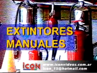EXTINTORES MANUALES